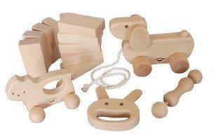 木遊舎 ベビーセット(出産祝いセット),出産祝い,木のおもちゃ,