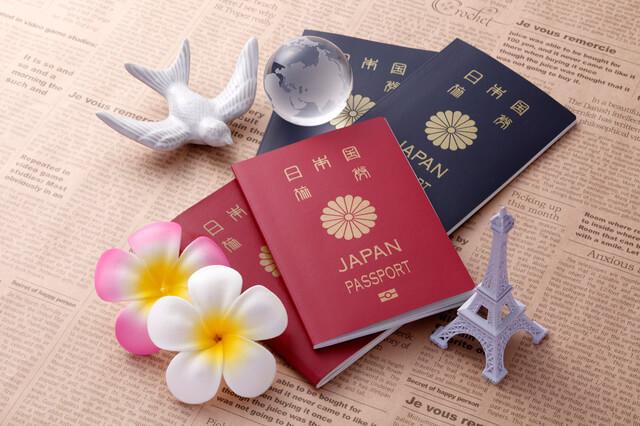 5年用と10年用のパスポート,子供,海外,旅行