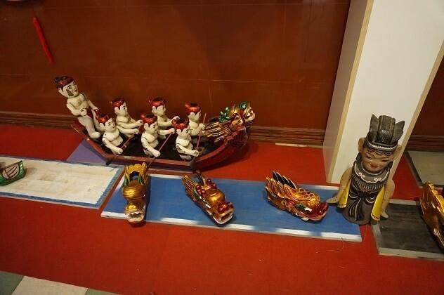 水上人形劇の人形,子供,海外,旅行
