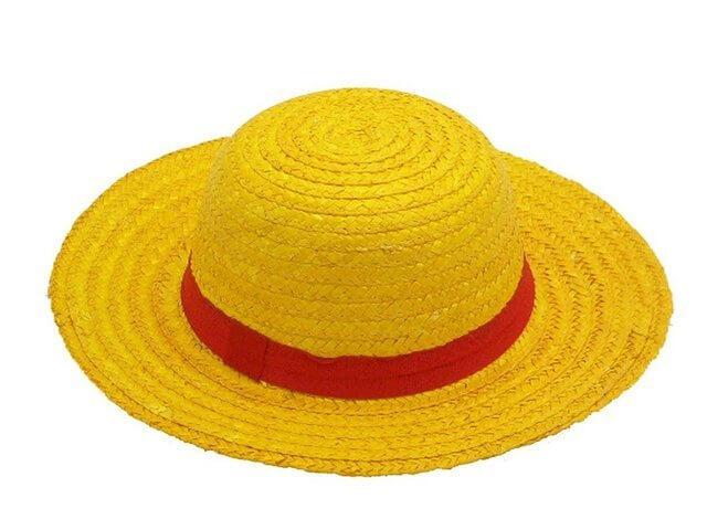 【コスプレ】KISKIS dreampark ONE PIECE ワンピース 衣装用 ルフィ 麦わら帽子 コスチューム 小道具 (麦色)KK258,ワンピース,魅力,ONE PIECE