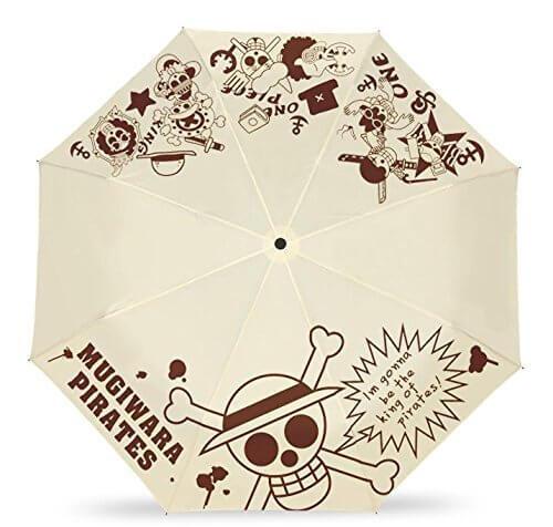 折りたたみ傘 3つ折り グッズ ワンピースonepiece,ワンピース,魅力,ONE PIECE