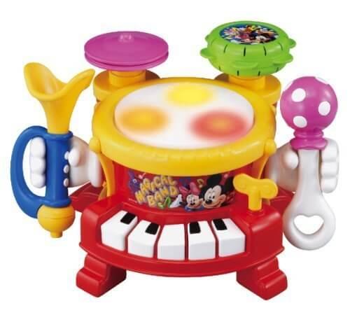 ディズニー リズムあそびいっぱいマジカルバンド,おもちゃ,1歳,