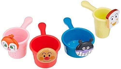 アンパンマン おふろでかさねてシャワーカップ,おもちゃ,1歳,