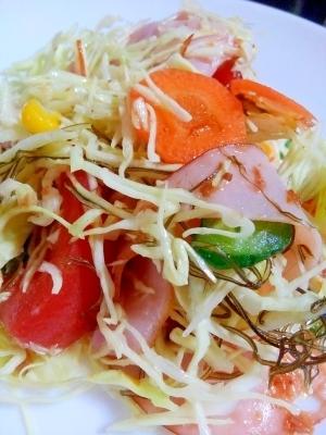 【絵本レシピ】りっちゃんが作ったサラダ,絵本,レシピ,