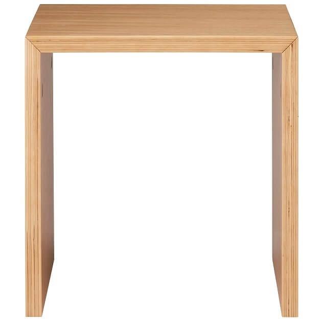 コの字の家具・積層合板・オーク材,おもちゃ,収納,