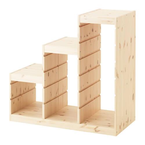 IKEA フレーム TROFAST,絵本,収納,