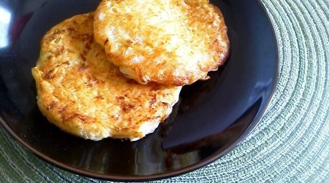 ✿離乳食✿ 山芋とキャベツのお好み焼き,離乳食,山芋,