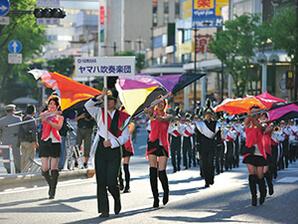 吹奏楽パレード,浜松まつり,