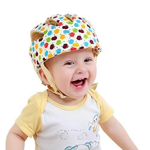 安全ヘルメット,赤ちゃん,転倒防止,