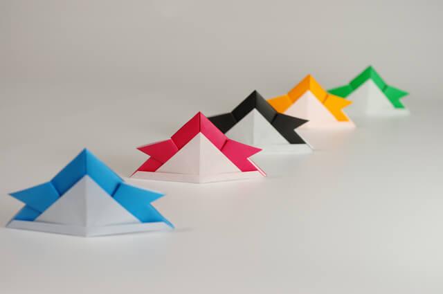 折り紙かぶと,横浜,親子,イベント