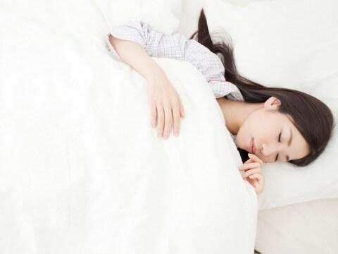 眠っている女性,妊娠,眠れない,
