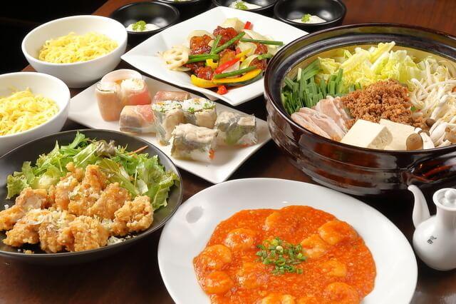 中華料理,帯広,ランチ,