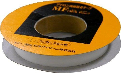 バイリーン アイロン両面接着テープ MF 15mm×25m,手作り,お守り,