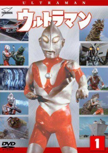 ウルトラマン Vol.1 [DVD],ウルトラマン,DVD,
