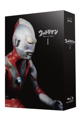 ウルトラマン Blu-ray BOX I,ウルトラマン,DVD,