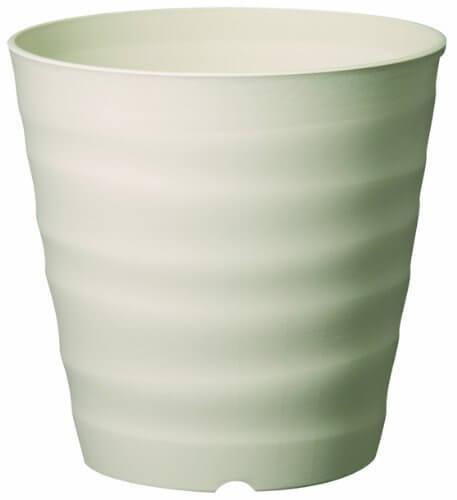 大和プラスチック 鉢・プランター フレグラーポット 30型 φ300×H300 アイボリー,プランター,野菜,