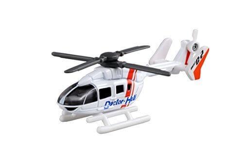 トミカ No.97 ドクターヘリ ブリスター,ヘリコプター,おもちゃ,