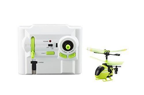 赤外線ヘリコプター PICO-FALCON ピコファルコン グリーン,ヘリコプター,おもちゃ,