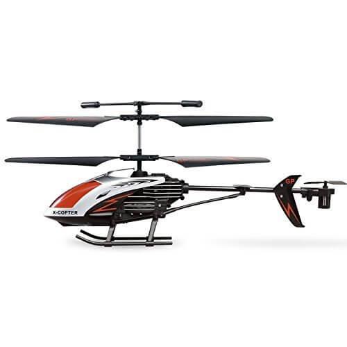 GPTOYS G610 3.5ch 赤外線ヘリコプター 室内/ラジコンヘリ LEDライト 上昇・下降・左右・前進・後進・ホバリングできる! ジャイロ付き 超頑丈・壊れにくい・初心者に最適!,ヘリコプター,おもちゃ,