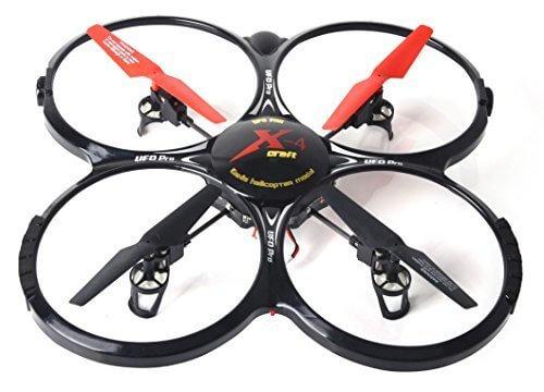 HDカメラ付き 720P 30FPS高画質録画 クアッドコプター 33センチ迫力サイズ,ヘリコプター,おもちゃ,