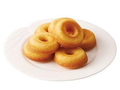 無添加ミニ焼きドーナツ 7個入り,シャトレーゼ,お菓子,