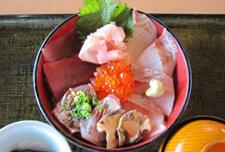 海鮮丼,富楽里とみやま,