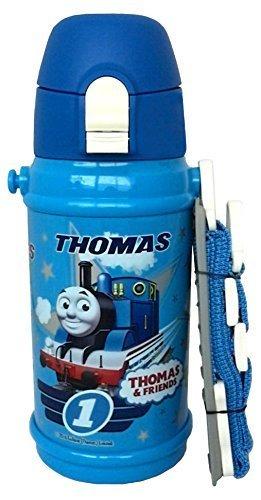 オーエスケー きかんしゃトーマス(No2) 保冷専用ダイレクトステンレスボトル 約630ml SB-600D,ステンレス水筒,キッズ,