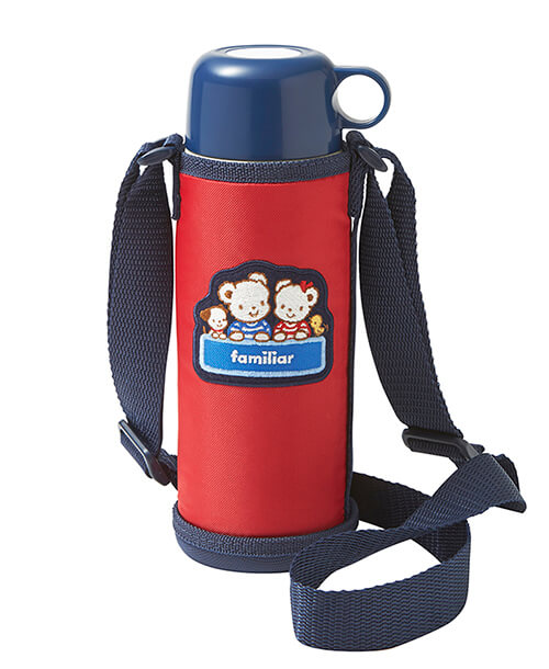 2WAYステンレスボトル 500ml・540ml|ファミリア,ステンレス水筒,キッズ,