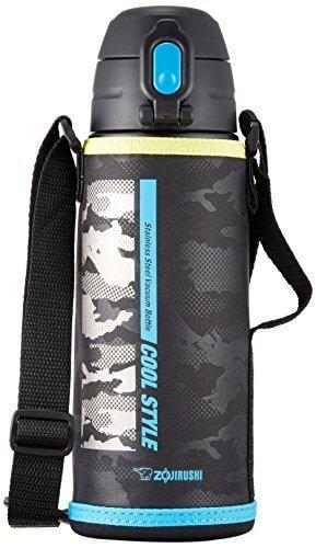 象印 ( ZOJIRUSHI ) 水筒 ステンレスボトル 820ml 2WAY コップ&ダイレクト SP-JA08-BZ,ステンレス水筒,キッズ,