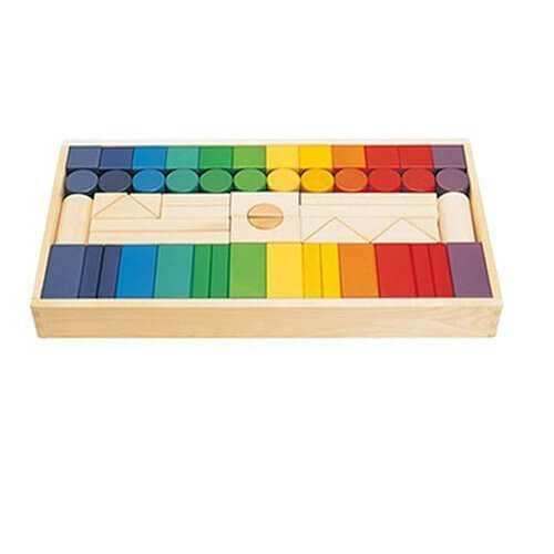 12 COLORS BLOCKS,積み木,