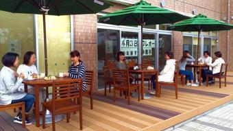水の館レストラン,手賀沼親水広場,
