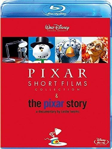 ピクサー・ショート・フィルム & ピクサー・ストーリー 完全保存版 [Blu-ray],ピクサー,DVD,