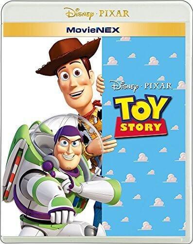 トイ・ストーリー MovieNEX [ブルーレイ+DVD+デジタルコピー(クラウド対応)+MovieNEXワールド] [Blu-ray],ピクサー,DVD,