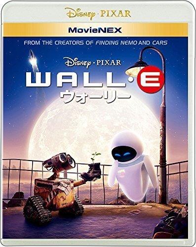ウォーリー MovieNEX [ブルーレイ+DVD+デジタルコピー(クラウド対応)+MovieNEXワールド] [Blu-ray],ピクサー,DVD,