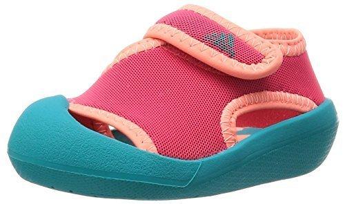 [アディダス] adidas BABY サンダルファン Infant AF3874 AF3874 (ショックレッド S16/ショックグリーン S16/サングロー S16/16.0),赤ちゃん,サンダル,選び方
