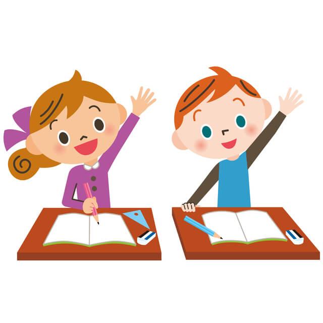 返事をする子ども,幼稚園,入園,準備