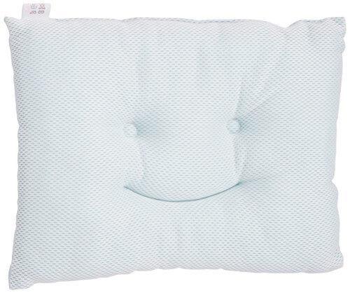 白井産業 日本製 接触冷感ベビー枕 スマイル,ひんやり枕,