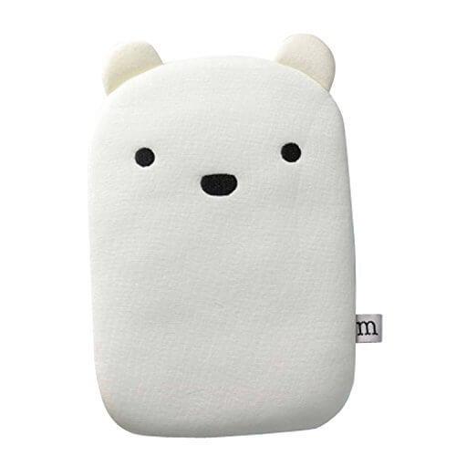 SHF ミニヨン ひんやりおひるね枕 シロクマ MIG-28-1,ひんやり枕,