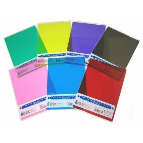カラー透明下じき B5,小学校  ,入学準備  ,文房具