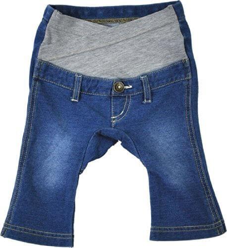 アビックス マミールナ ベビー6分丈モンキーパンツ 95cm ブルー スウェットデニム 945060,モンキー,パンツ,