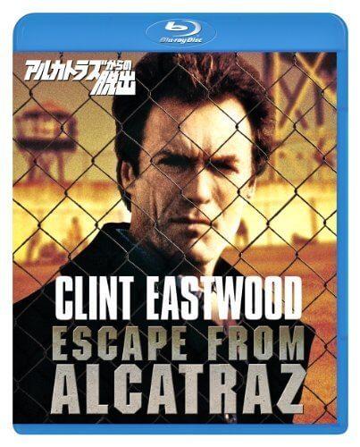 アルカトラズからの脱出 [Blu-ray],洋画,DVD,