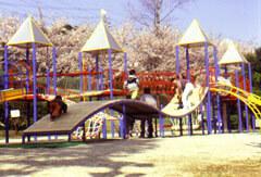 大池公園の遊具,大池公園,東海市,