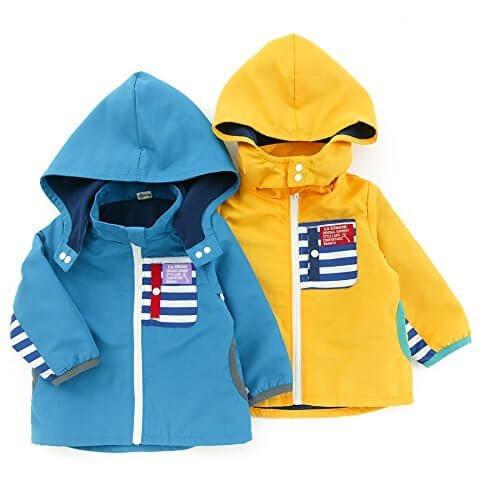 La Chiave(ラ キエーベ) パーカー (80~130cm) キムラタンの子供服 (53309x53509-163) イエロー 110,キッズ,パーカー,