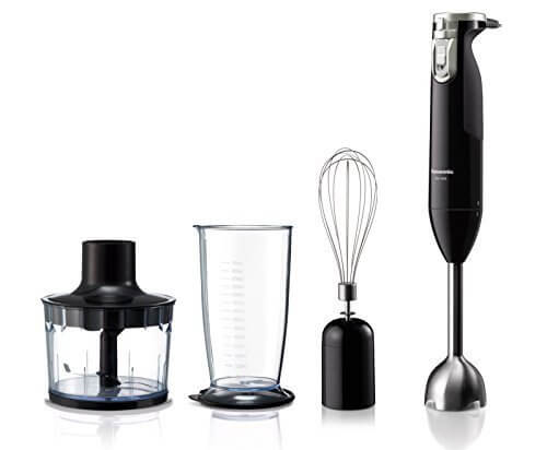 パナソニック ハンドブレンダー ブラック MX-S300-K,離乳食,調理器具,