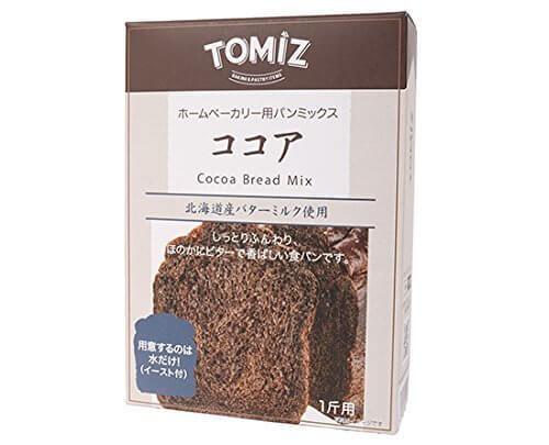 ココア食パンミックス / 1斤用(253g) TOMIZ(富澤商店) パン用ミックス粉 HBミックス粉,富澤商店,オンライン,