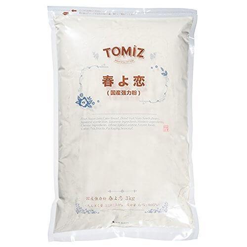 春よ恋 / 3kg TOMIZ(富澤商店) 小麦粉 強力小麦粉 北海道産強力粉,富澤商店,オンライン,