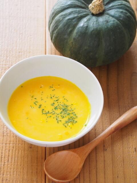 かぼちゃのスープ,絵本,カフェ,
