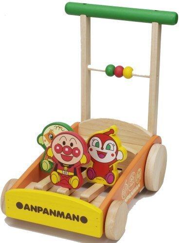 アンパンマン カタカタ押し車,1歳の誕生日,プレゼント,飾りつけ