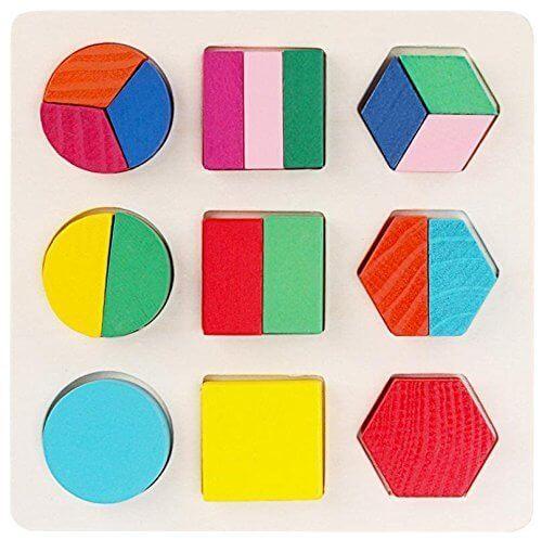 (エイチケーエイチ) HKH 知育 パズル はめ込み キッズ (C),1歳,おもちゃ,男の子