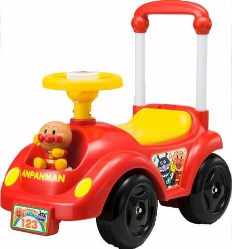 アンパンマン NEW メロディアンパンマンカー,1歳,おもちゃ,男の子
